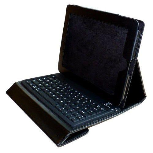 inhouse Pouzdro s BT klávesnicí iPad black