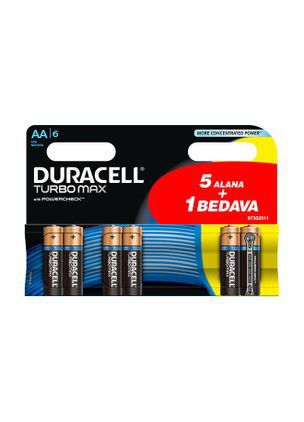 Duracell Turbo Max AA 4 + 2