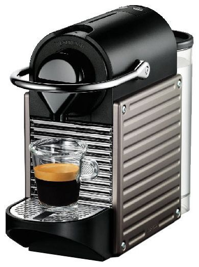 Nespresso XN 3005 Pixie Electric Titan