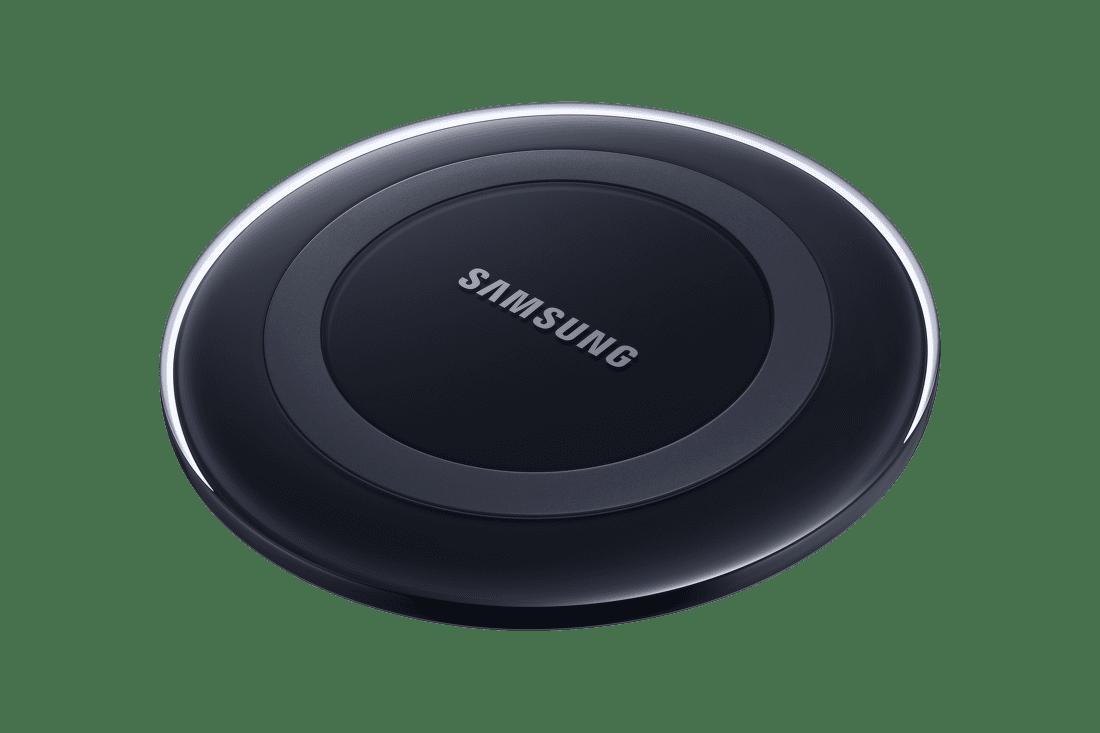 Samsung EP-PG920IB bezdrátová nabíjecí podložka pro Galaxy S6 (černá)