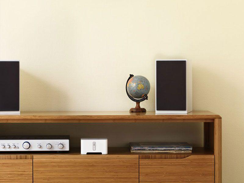 Ozvučenie domácnositi - SONOS Connect