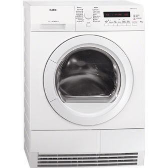 AEG T76280AC - sušička prádla