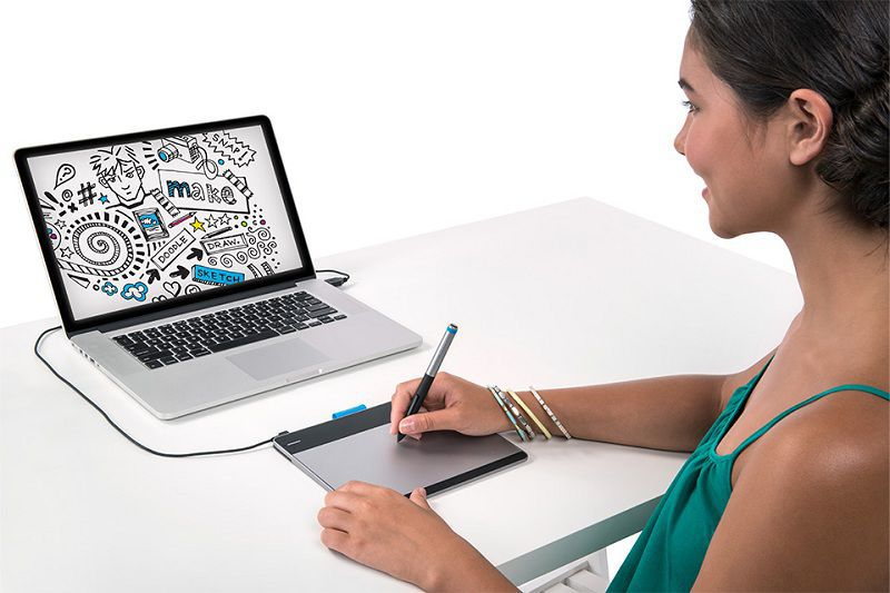 wacom intuos creative pen tablet s grafick tablet. Black Bedroom Furniture Sets. Home Design Ideas