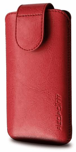 Redpoint Vertikální pouzdro 5XL (červené)