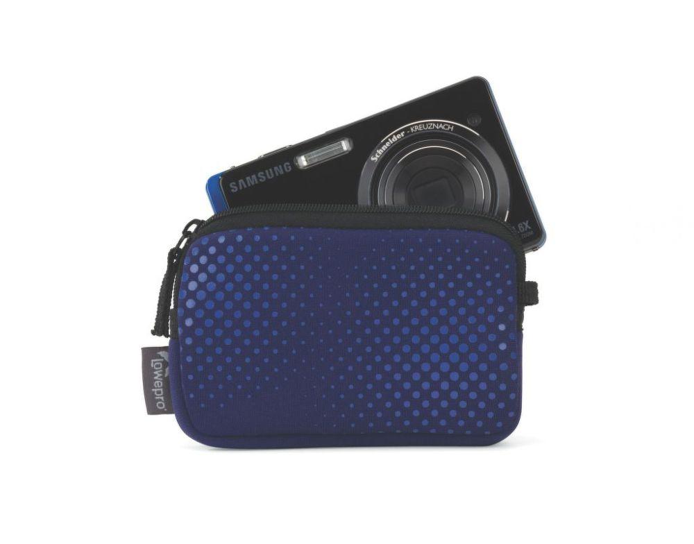 Lowepro Melbourne 10 modré - pouzdro na fotoaparát