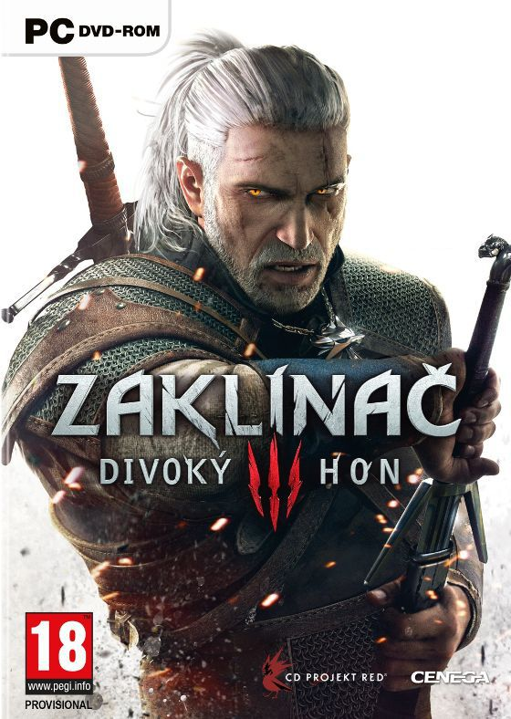 PC - Zaklínač 3: Divoký Hon (The Witcher 3)