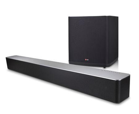 LG LAS950M (černo-stříbrný)