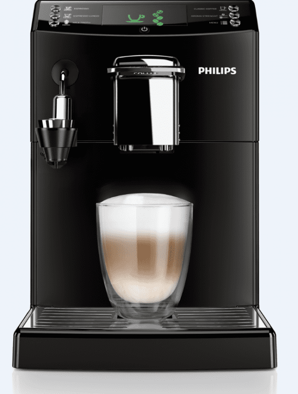 Philips Saeco HD8844/09 series 4000
