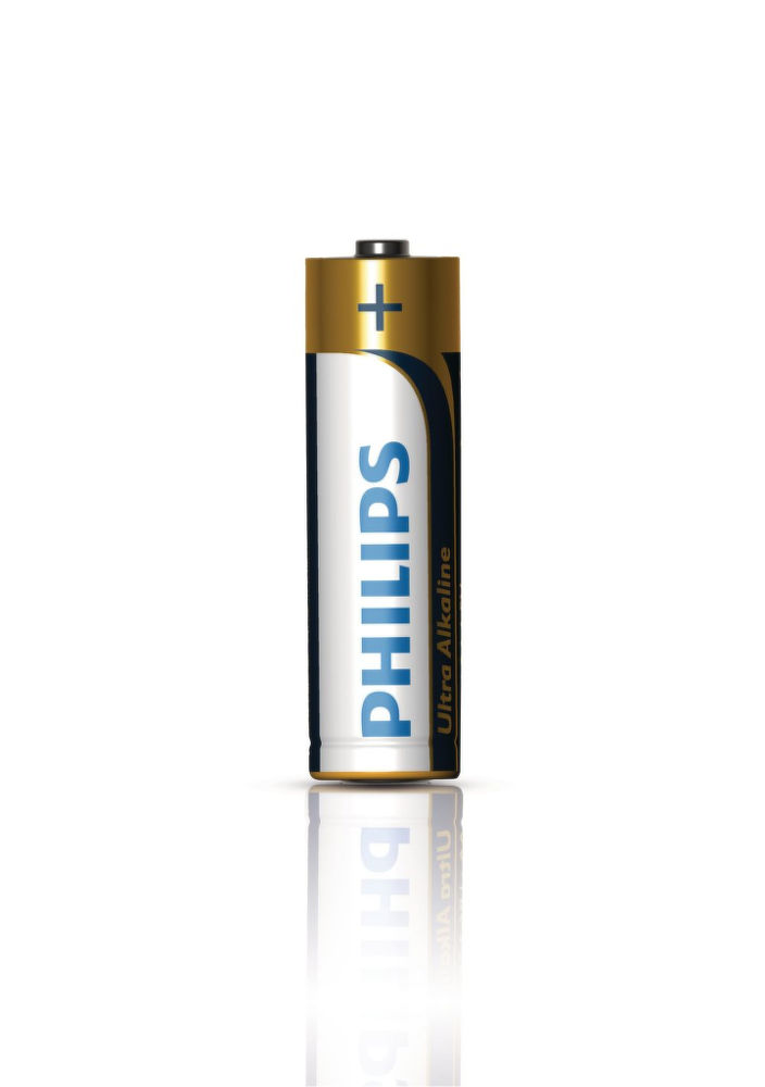 Philips Ultra Alkaline LR6E4B AA, 4ks