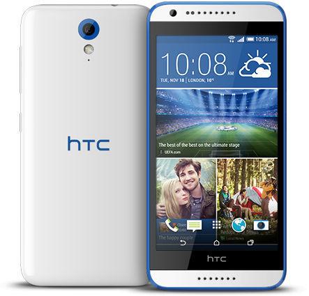 HTC Desire 620G (bílý)