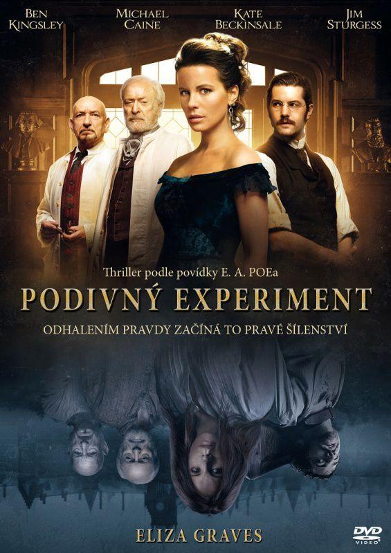 E.A. Poe: Podivný experiment (Brad Anderson) - DVD film