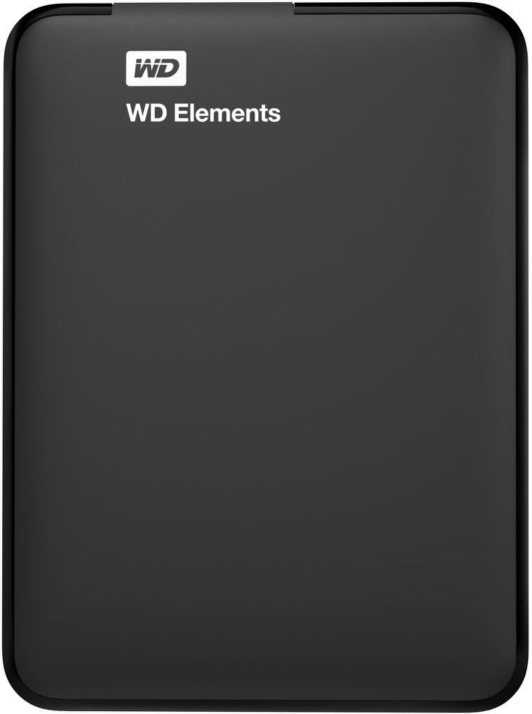 WD Elements Portable 1,5TB USB 3.0 (černý)