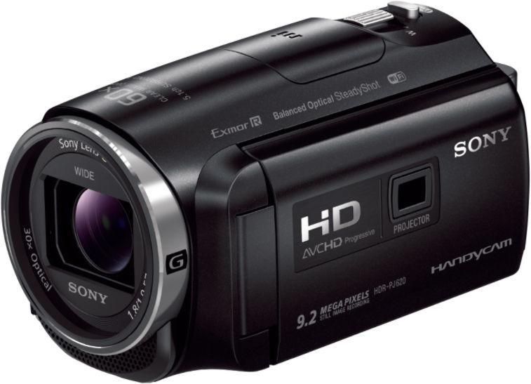 Sony HDR-PJ620B (černá)