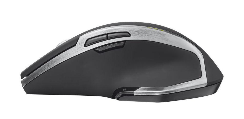 Trust Evo Advanced Laser Mouse - bezdrátová myš