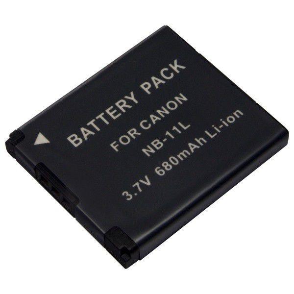 EXTREME ENERGY BAFCANNB11L, baterie typ NB-11L, LI-ION 680 mAh