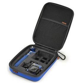 CAPXULE Soft Case - ochranný kufřík modrý