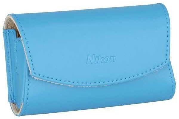 Nikon CS-S18 azurově modré - pouzdro na fotoaparát