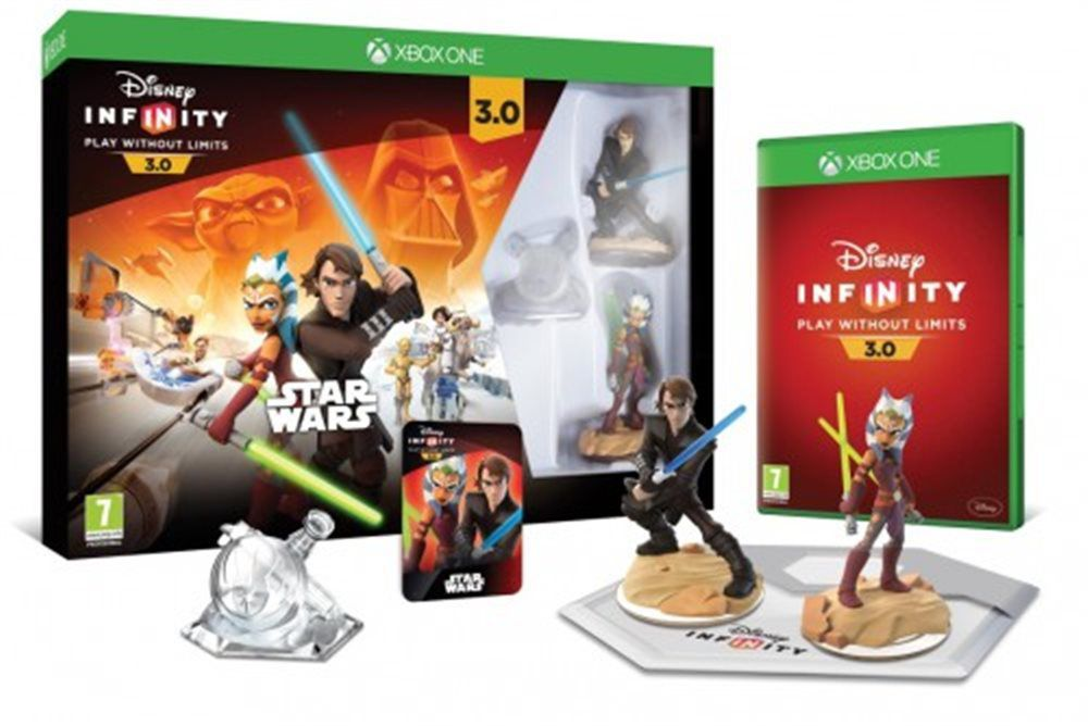 Disney Infinity 3.0: Star Wars: Starter Pack - hra pro XBOX ONE