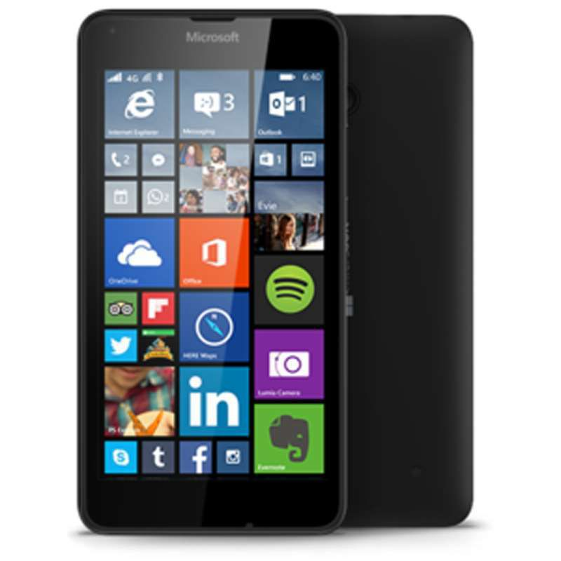 Microsoft Lumia 640 LTE (černý)