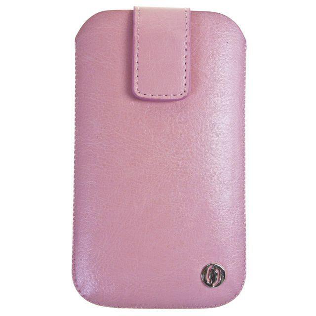 Aligator pouzdro VIP 0027 iPhone 4 (růžové)