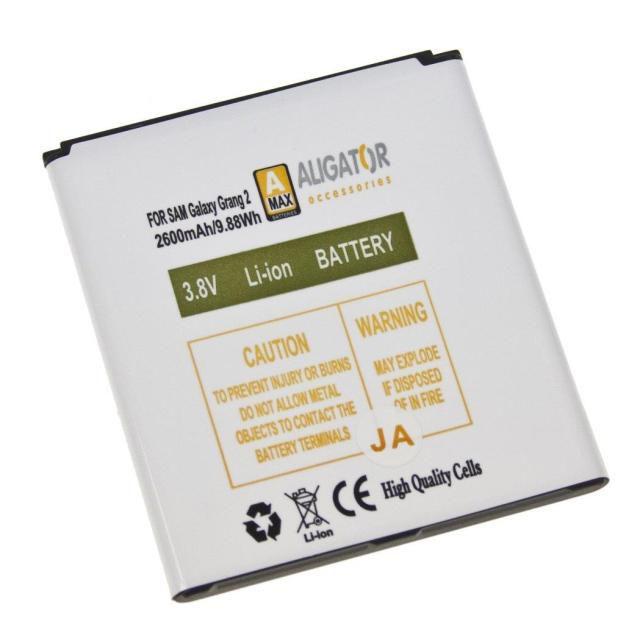 Aligator baterie pro Samsung Grand 2 Li-ION 2600mAh