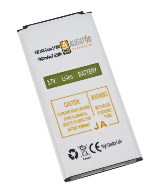 Aligator baterie pro Samsung Galaxy S5 Mini Li-ION 1900mAh