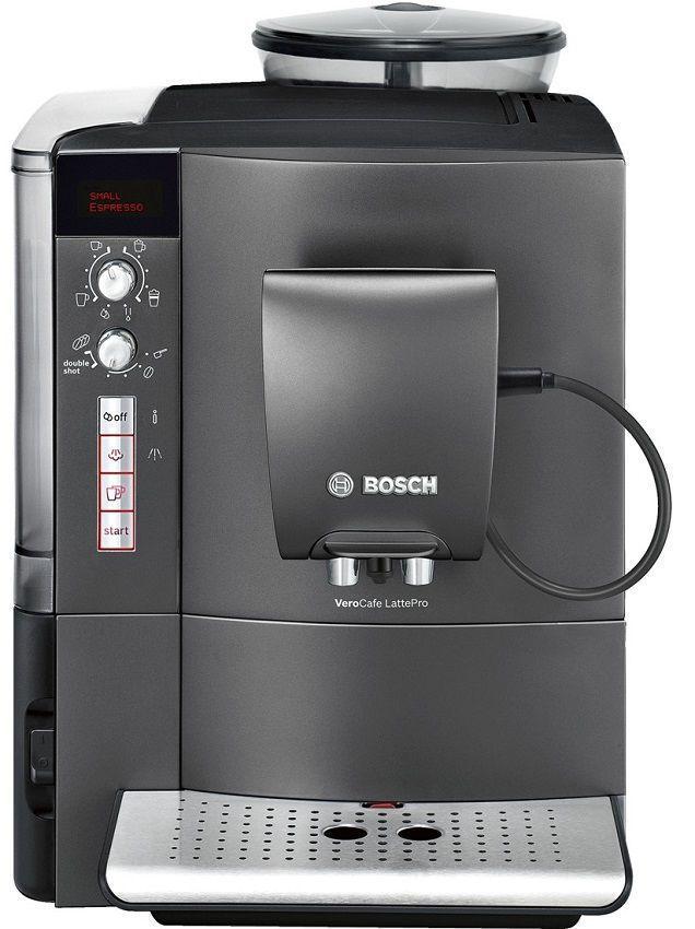 BOSCH TES51523RW Vero Cafe LattePro (nerez) - Automatické espresso