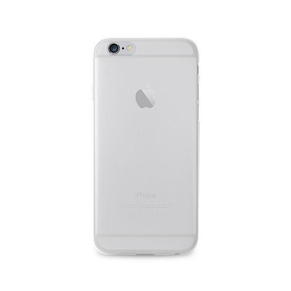 """Puro zadní kryt pro iPhone 6 """"0.3"""" (transparentní) + fólie"""