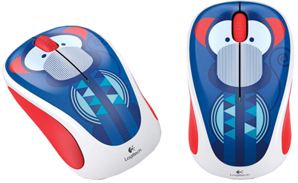 Logitech Wireless Mouse M238 MONKEY