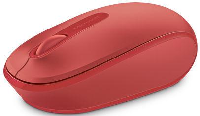 Microsoft Wireless Mobile Mouse 1850 (červená)