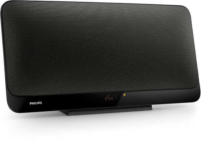 Philips MCM2450/12 (černý)