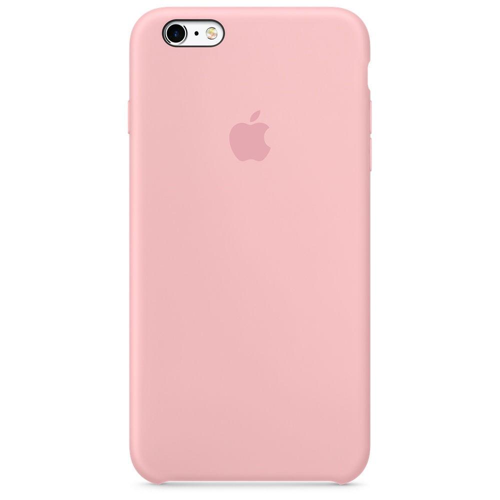 Apple iPhone 6S Plus Silikonové pouzdro (růžové) MLCY2ZM/A ...