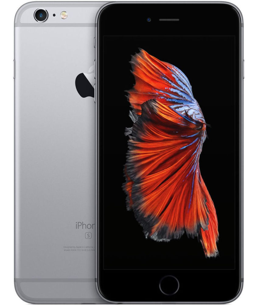 Apple iPhone 6s Plus 128 GB šedý