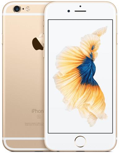 Apple iPhone 6s 64 GB (zlatý)