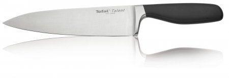 Tefal K0910214 Ingenio - Velký nerezový nůž chef 20 cm