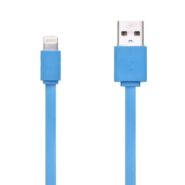 Mobilnet Lightning kabel pro iPhone (modrý)