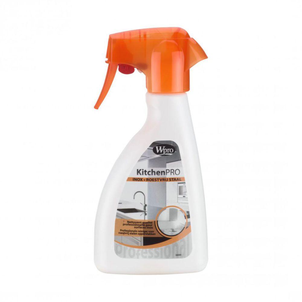 WPro KIN 250 - Profesionální čistič na nerez