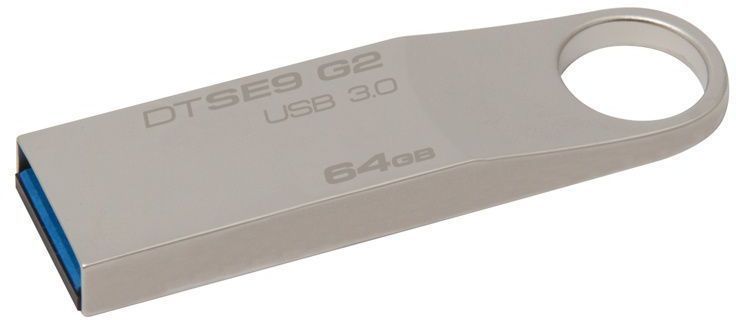 Kingston 64 GB USB 3.0 DT-SE9 G2