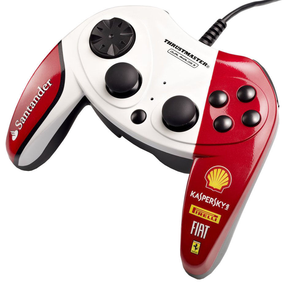 Thrustmaster Gamepad F150 Italia pro PC, 2960733