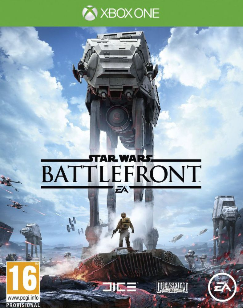 Star Wars Battlefront - hra pro Xbox ONE