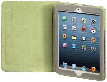 Hama 106496 - Lissabon obal na Apple iPad Mini (stříbrno/zelený)