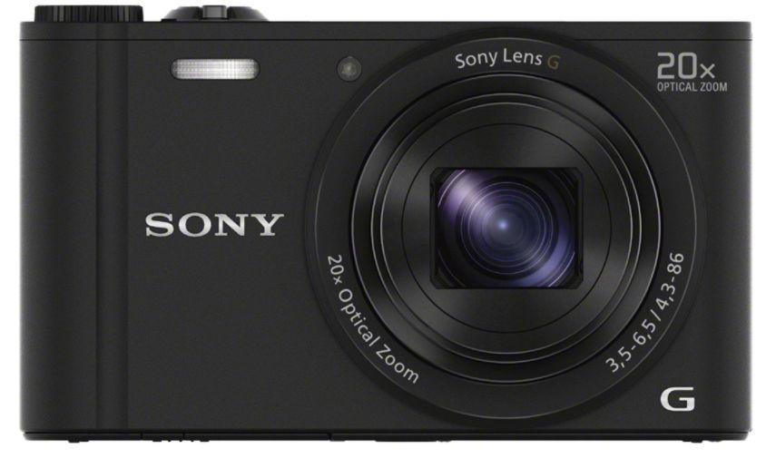 Sony DSC-WX350 (černý)