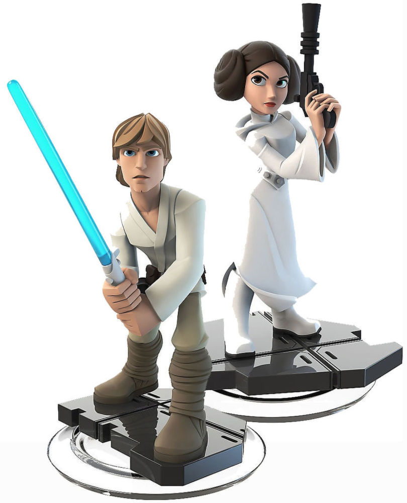 Disney Infinity 3.0: Star Wars Play Set Rise Against the Empire