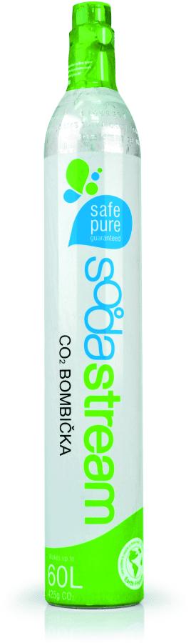 Sodastream výměna bombičky CO2