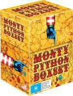 Monthy Python kolekce - 6xDVD