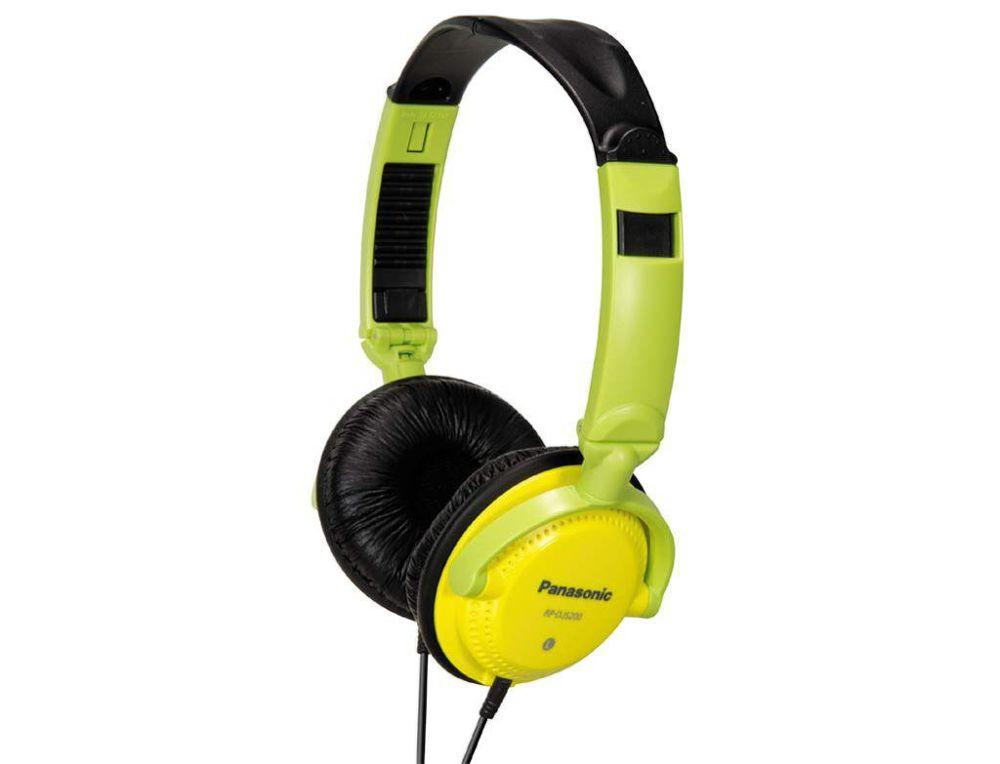 Panasonic RP-DJS200E-Y (žlutá)