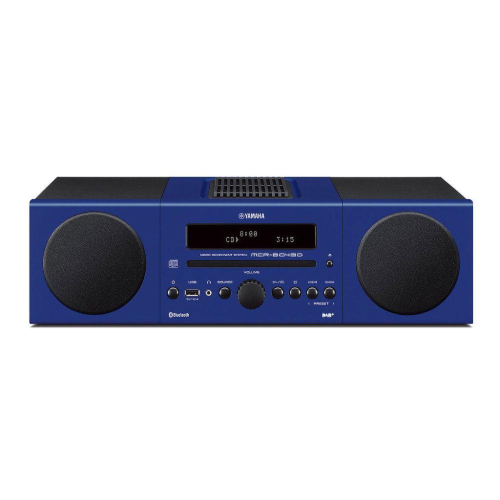 Yamaha MCR-B043D (modrý)