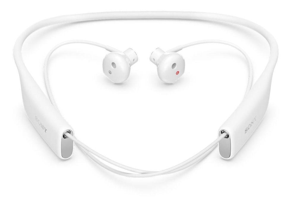 Sony SBH70 - Bluetooth headset (bílá)