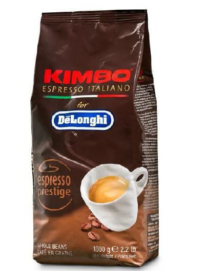 Delonghi Kimbo Prestige 1kg zrnková káva