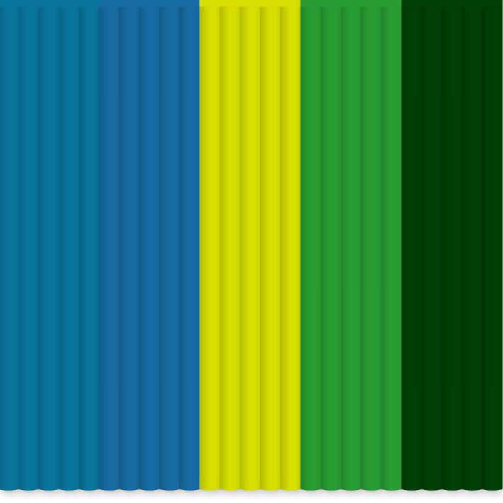 3Doodler Mix barev do pera - Rainforest Raver